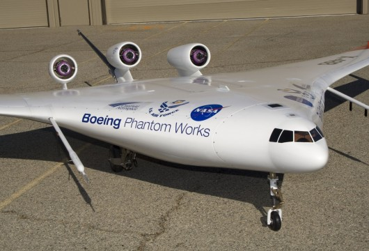 Boeing Concept Airplane