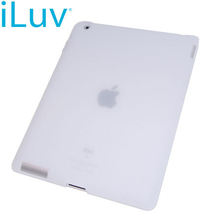 iPad 2 case iLuv Flex-Gel TPU Jelly