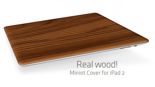 iPad 2 Case Miniot Cover